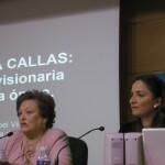 Conferencia María Callas